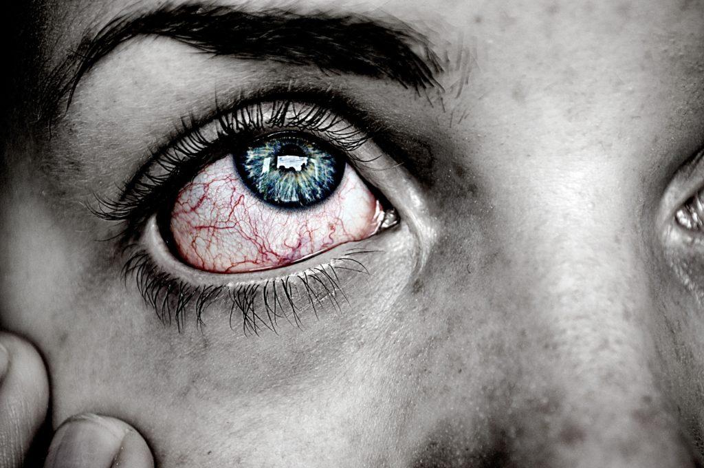 Шепоток на случай, если что-то попало в глаз