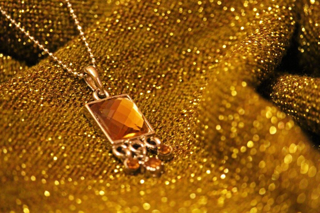 Если потерялось золотое украшение