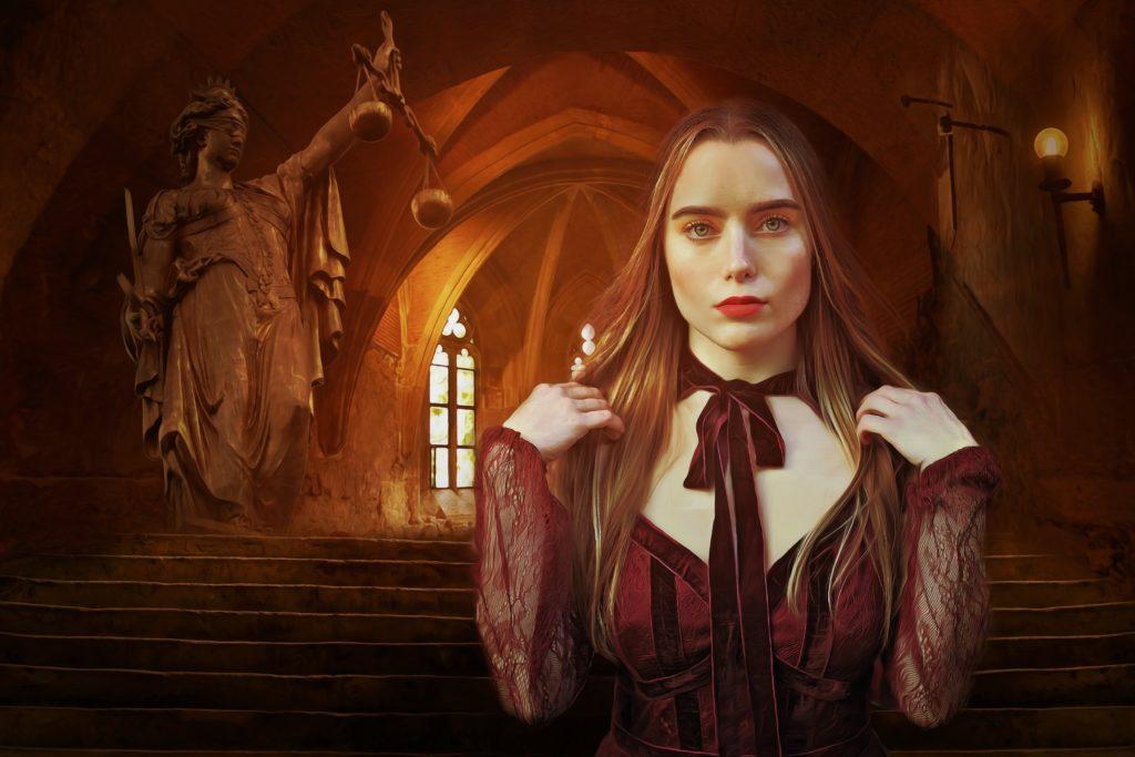 Магический ритуал от немилостивого суда