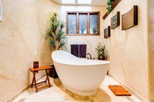 Магическая ванна, чтобы разбогатеть