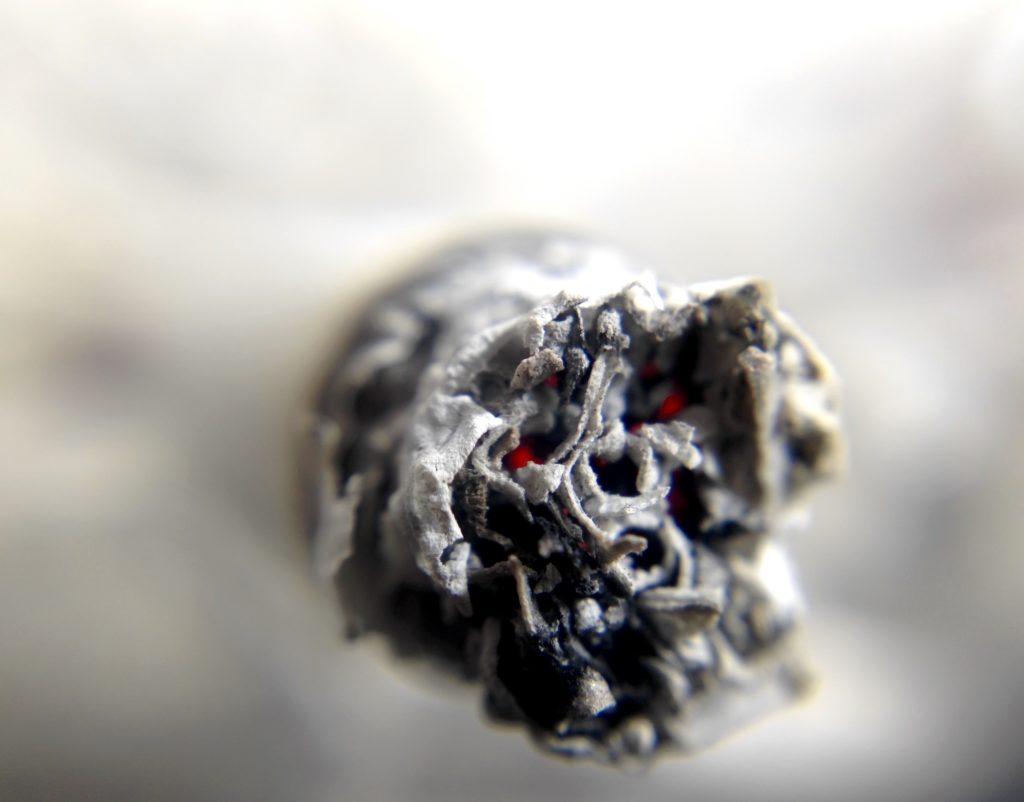 Ритуал чтобы самостоятельно бросить курить