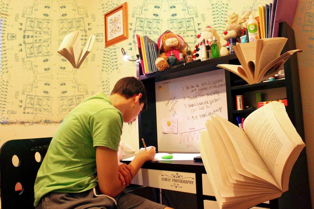 Чтобы экзамены сдать и в учебе преуспеть