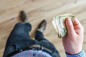Если нужно занять деньги в долг