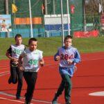 Помощь детям при состязаниях