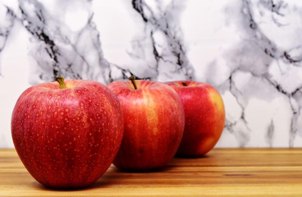 Как вылечить любую болезнь половинкой яблока