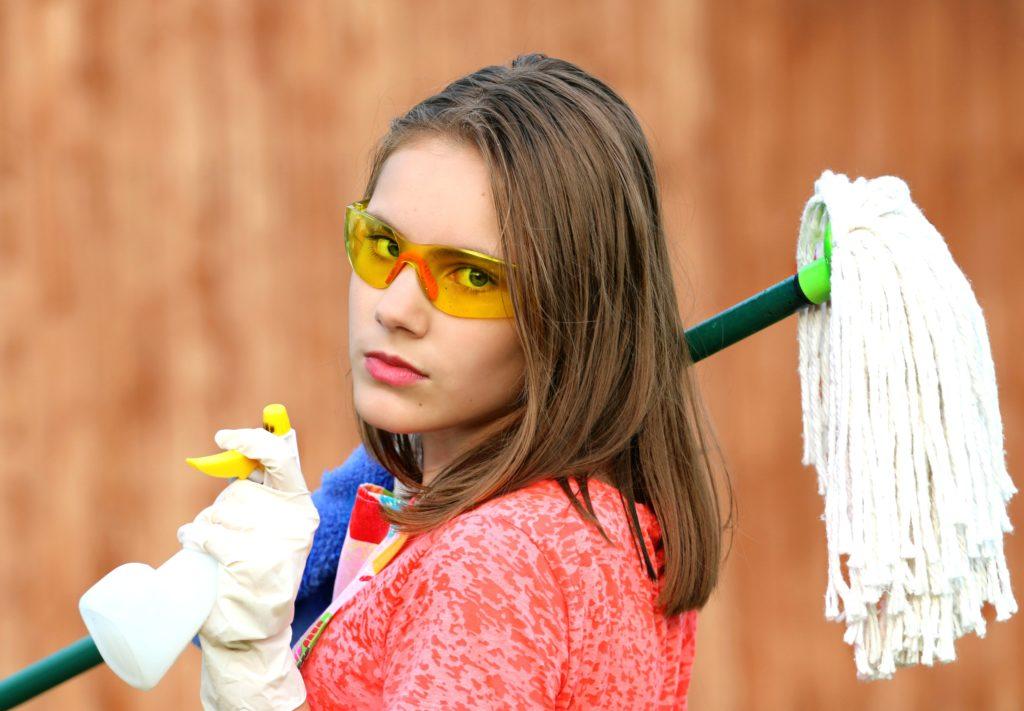 Магическое очищение квартиры от негатива
