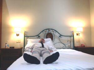 Шепоток при сильной усталости