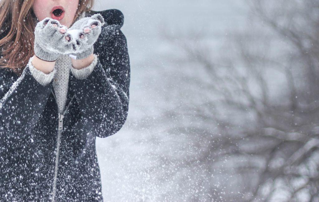 Ритуал на снег чтобы разбогатеть