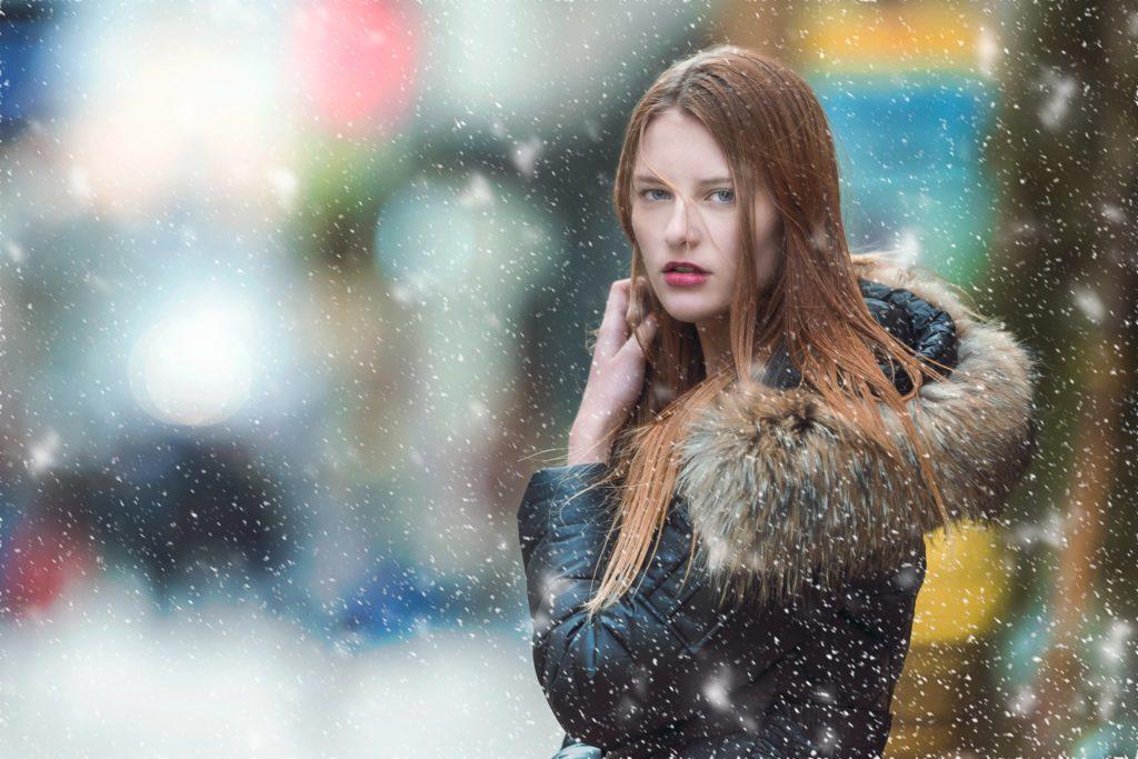 Заговор на счастье на тающий снег