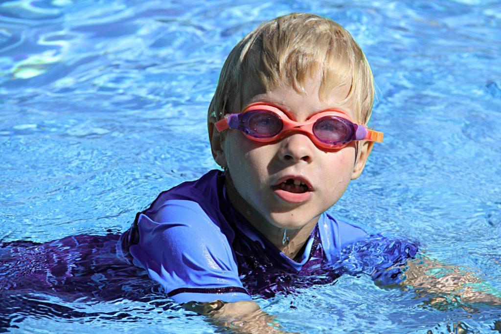 Заговор для тех кто боится или учится плавать