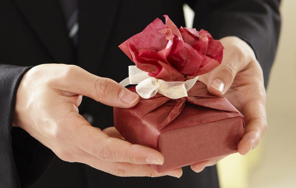 Если дарите кому-то свою вещь
