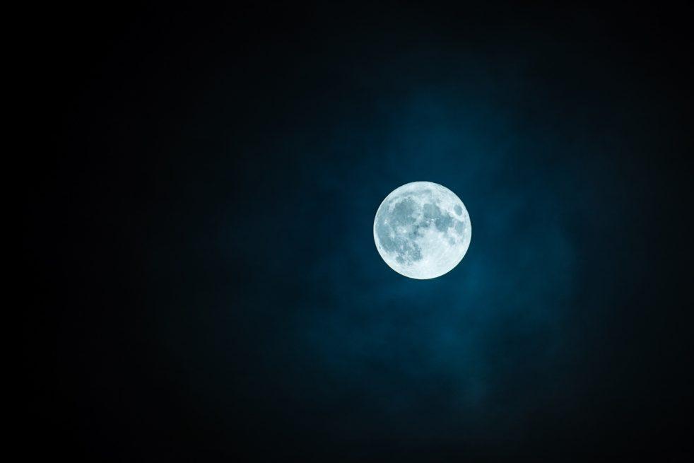 Шепоток на луну для удачи