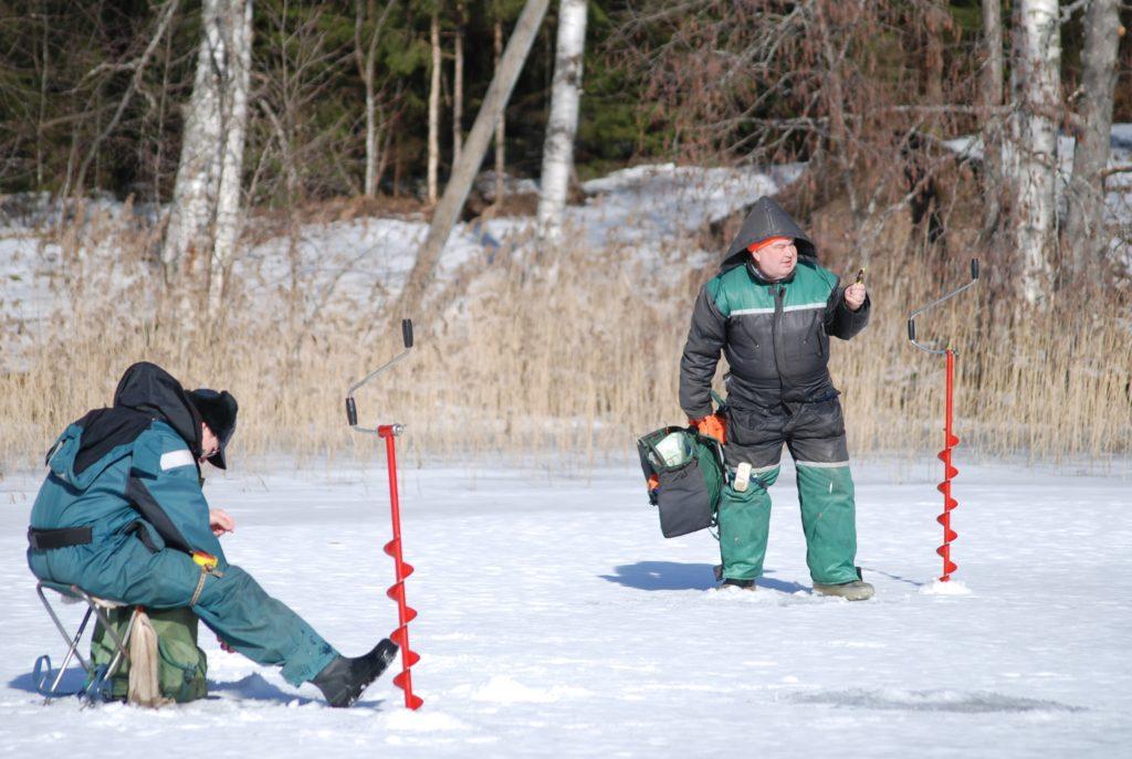 Магические шепотки на зимнюю рыбалку
